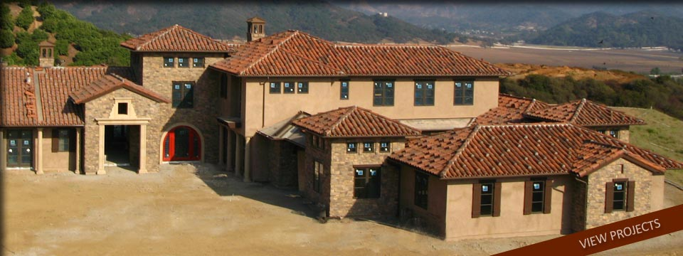 Luxury Home Construction in Southern California